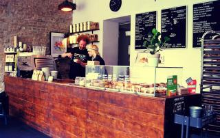 Brammibals Donuts Berlin Neukölln - Café