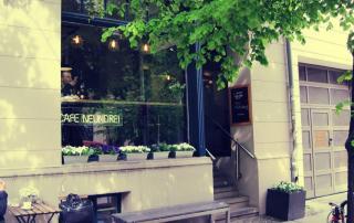 Café Neundrei Berlin from the outside