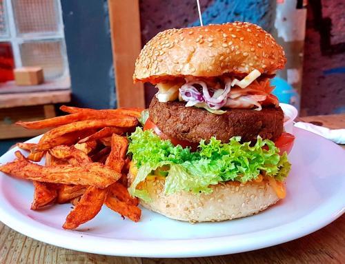 Emma Pea | Vegan street food & burgers