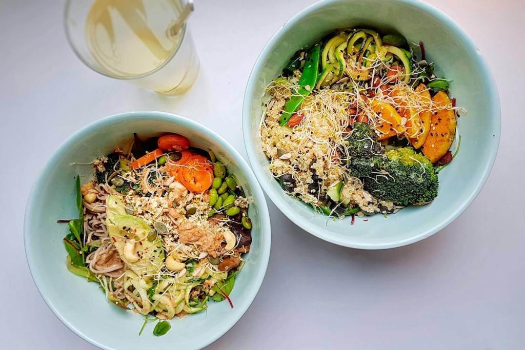 Avocai vegan lunch bowls