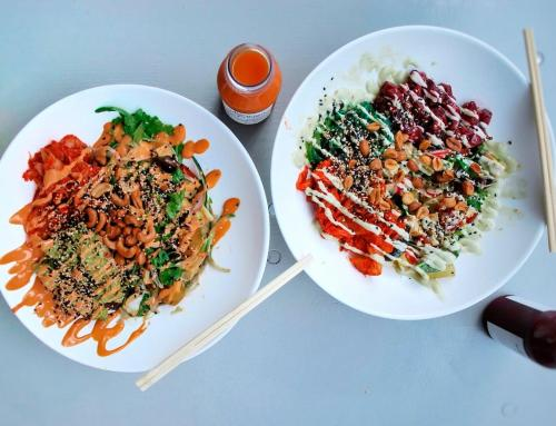 L.A. Poke | Colourful bowls in Mitte