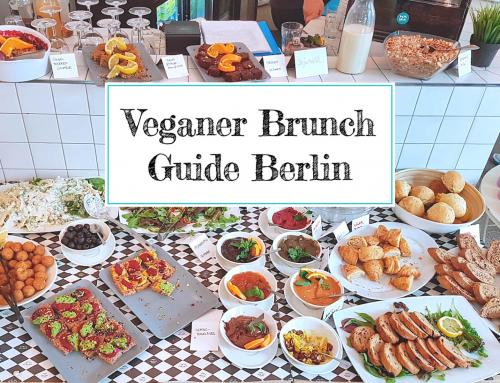 Veganer Brunch Guide Berlin