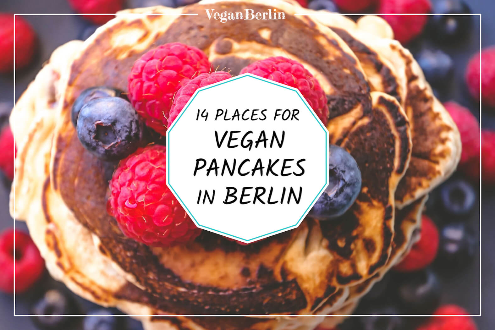 Vegan Pancake restaurants and cafes in Berlin