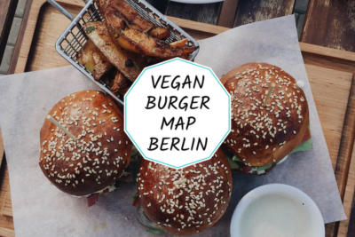 Vegan burger map Berlin